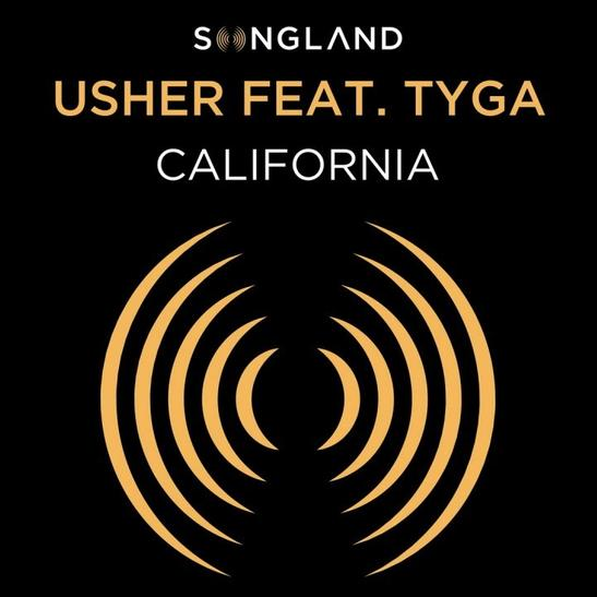 Usher - California ft. Tyga