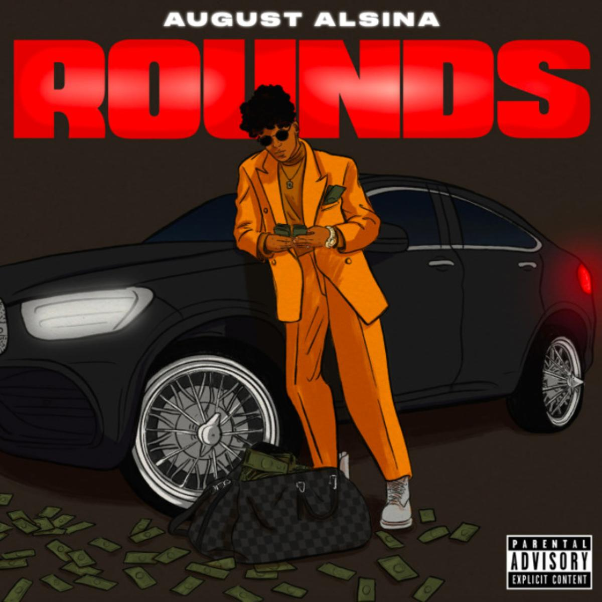 August Alsina - Rounds