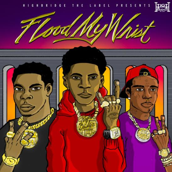 A Boogie Wit Da Hoodie & Don Q - Flood My Wrist ft. Lil Uzi Vert