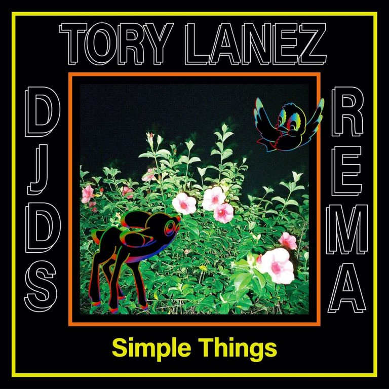 DJDS - Simple Things ft. Rema, Tory Lanez
