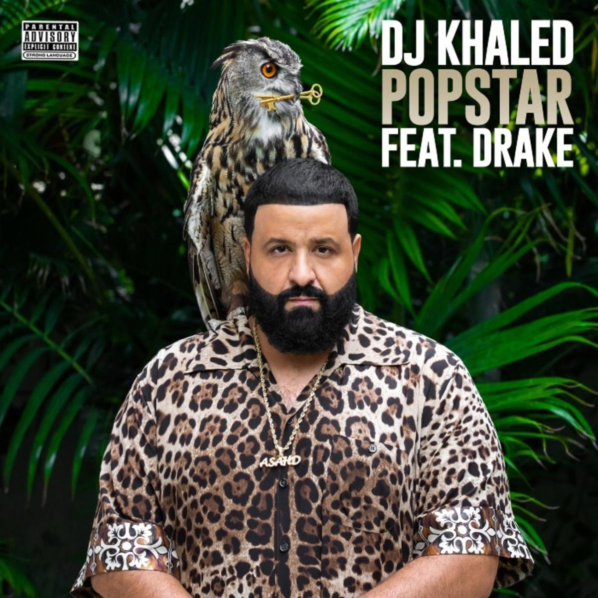 DJ Khaled - Popstar ft. Drake