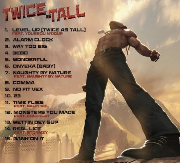 Burna Boy Twice As Tall Album Tracklist