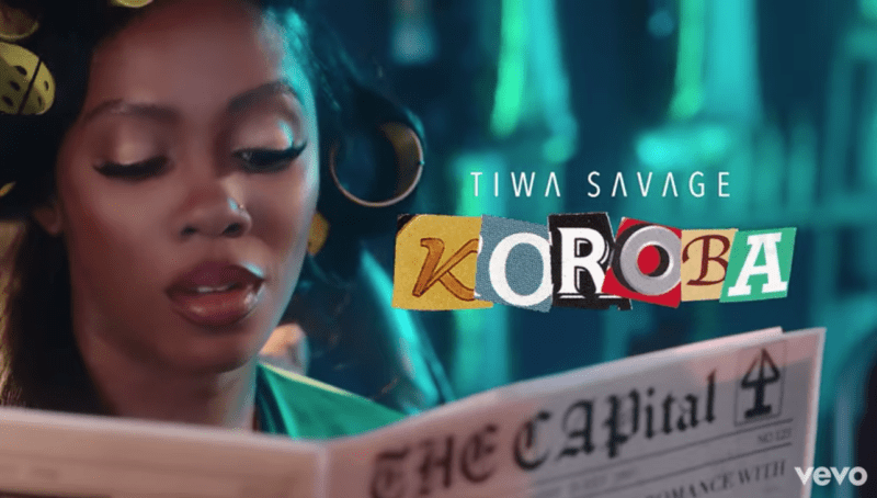 Tiwa Savage - Koroba Video