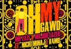 Mr Eazi & Major Lazer - Oh My Gawd ft. Nicki Minaj & K4mo