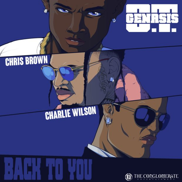 O.T. Genasis - Back To You ft. Chris Brown & Charlie Wilson