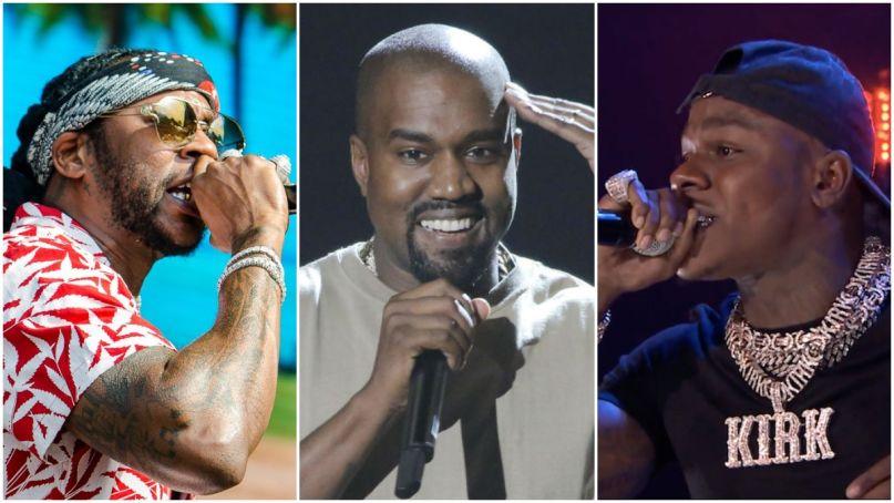 "Kanye West - ""Nah Nah Nah Remix"" Ft. DaBaby & 2 Chainz"
