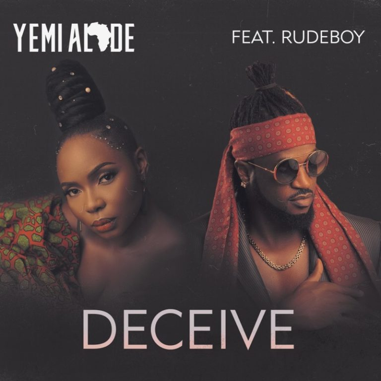 Yemi Alade - Deceive ft. Rudeboy