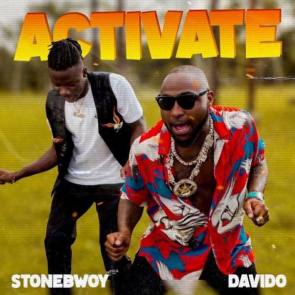 Stonebwoy - Activate Ft. Davido