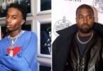 Playboi Carti and Kanye West