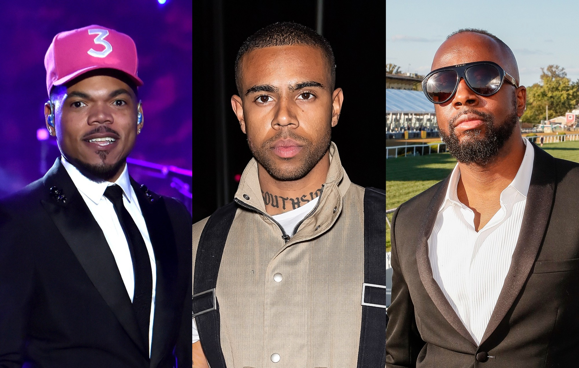 Vic Mensa, Chance The Rapper & Wyclef