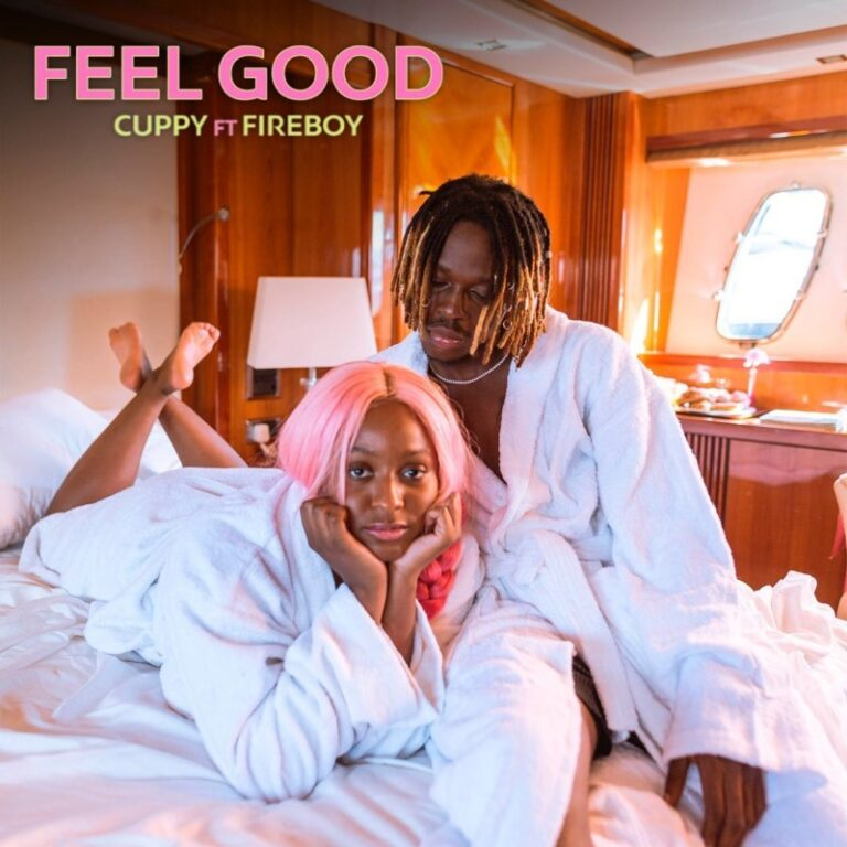 Dj Cuppy - Feel Good ft. Fireboy DML