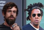 Twitter CEO, Jack Dorsey and Jay Z