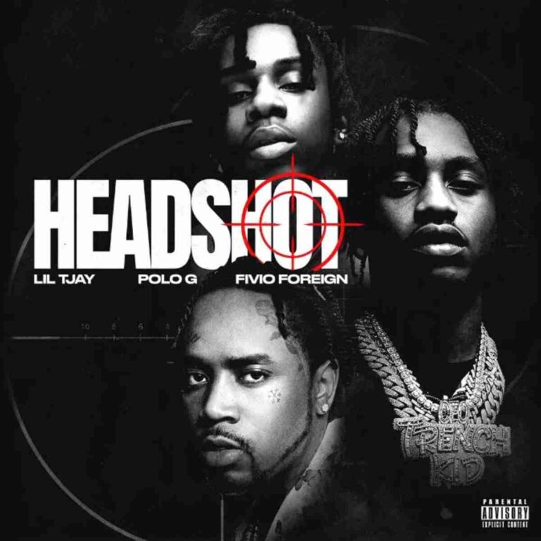 Lil Tjay - Headshot Ft. Polo G & Fivio Foreign
