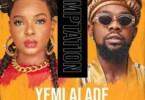 Yemi Alade - Temptation Ft. Patoranking