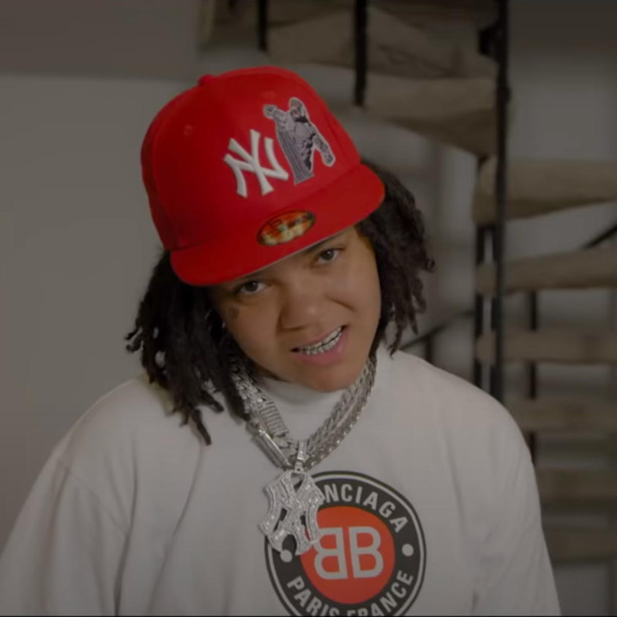 Young M.A - Beatbox Freestyle