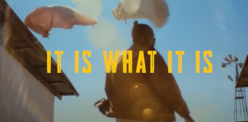 Adekunle Gold - It Is What It Is