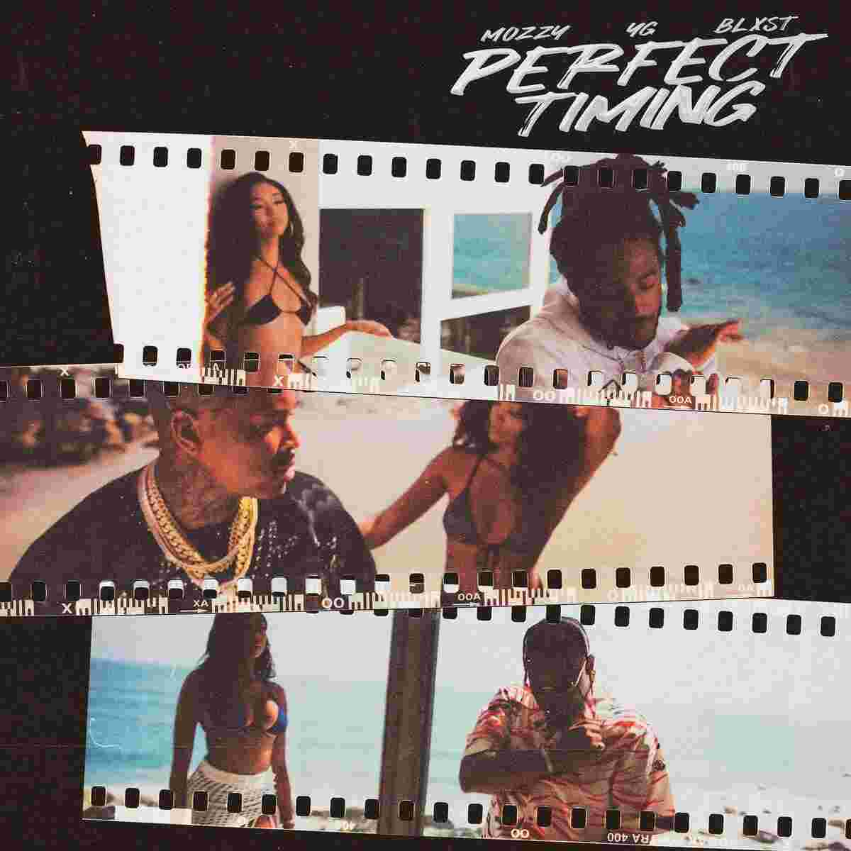 YG, Mozzy & Blxst - Perfect Timing