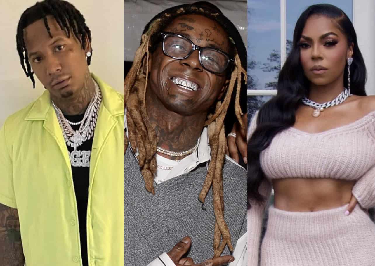 MoneyBagg Yo - Wockesha (Remix) Ft. Ashanti & Lil Wayne